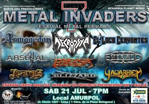 Peru Metal _ Metal Invaders 7
