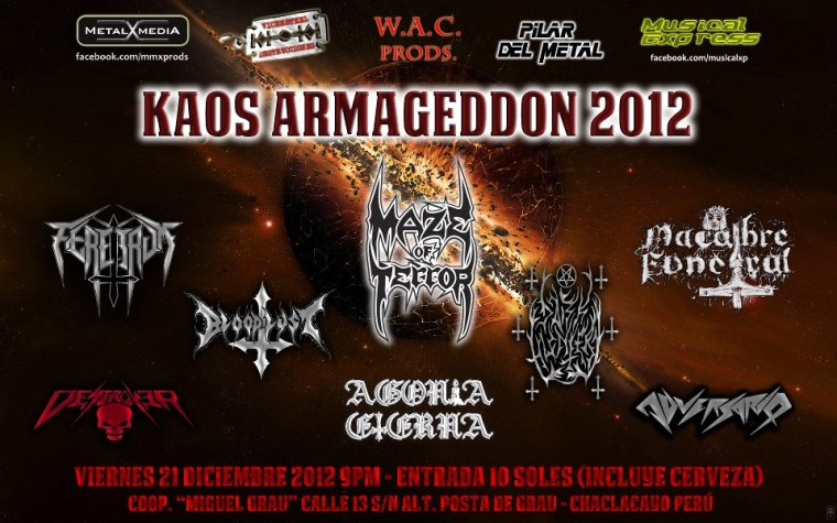 PeruMetal-KaosArmageddon-Dic-2012