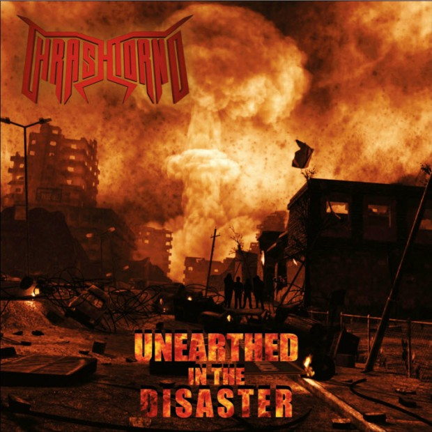PeruMetal_Thrashtorno _UNEARTHED IN THE DISASTER