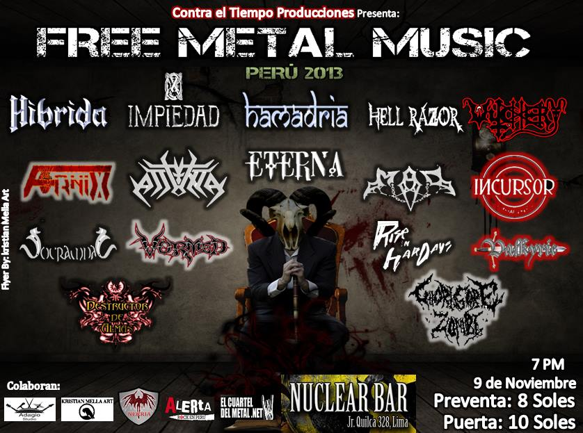 PeruMetal_FreeMetalMusic_2013
