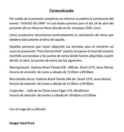 perumetal.net_Cancelación_concierto_VOIVOD