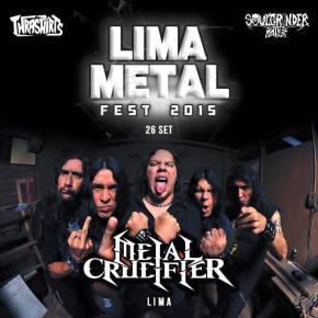 Metal Crucifier
