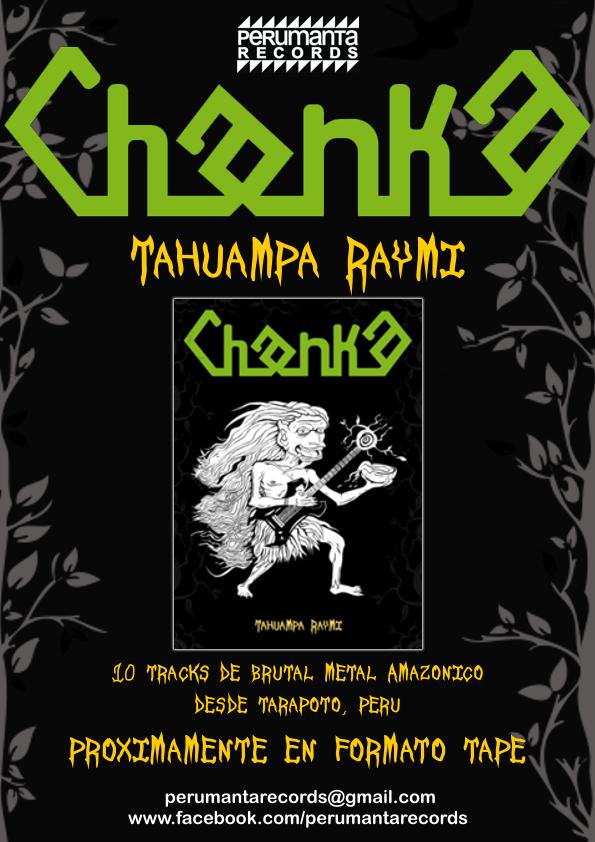 chanka banner