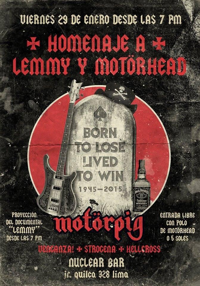 perumetal.net_Homenaje a Lemmy y Motörhead